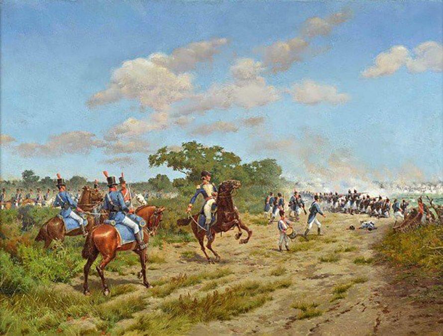 La batalla de Paraguarí