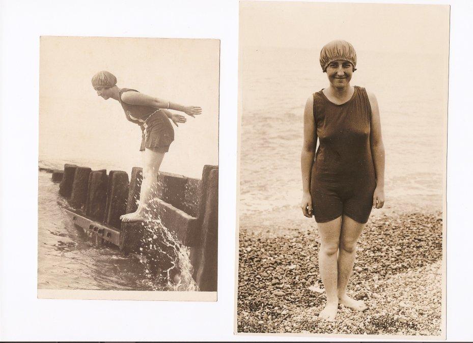 Lilian G. Harrison y el primer cruce a nado del Río de la Plata