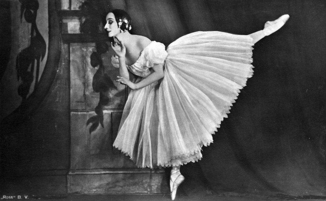 Anna Pavlova: Vida y muerte de un cisne