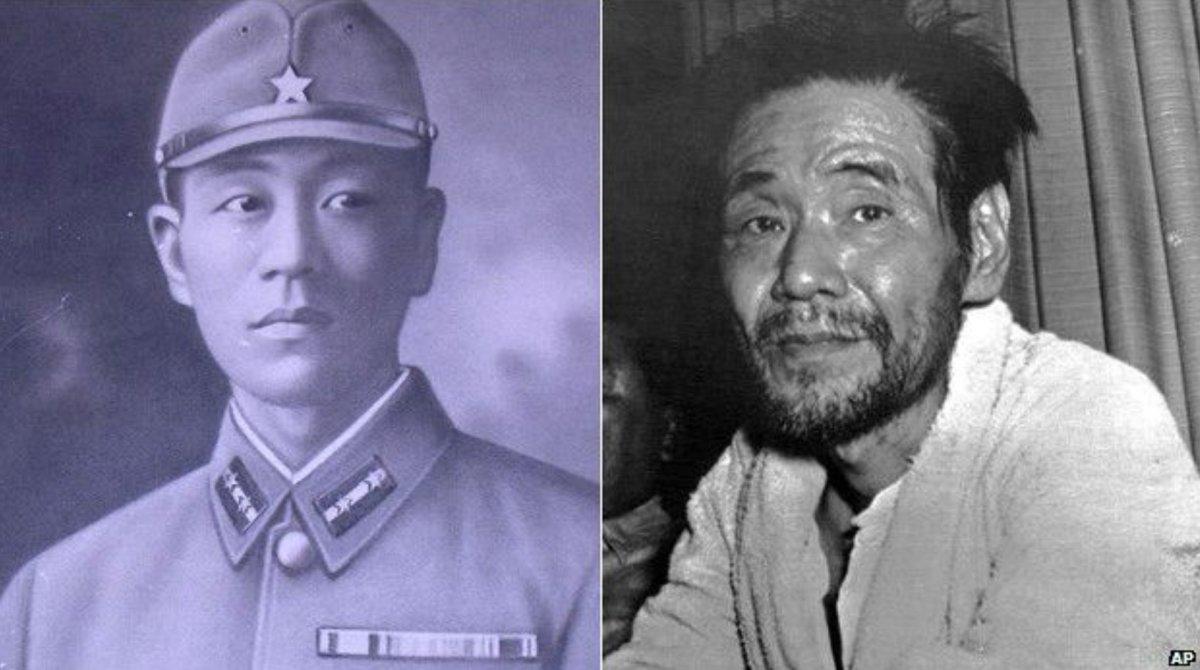 El soldado japonés Shoichi Yokoi