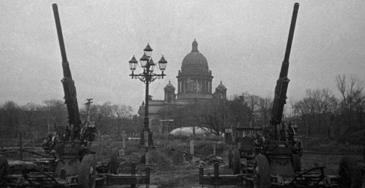 Descenso al infierno de Leningrado