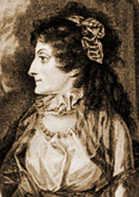Sophie von Dönhoff: La reina bigama