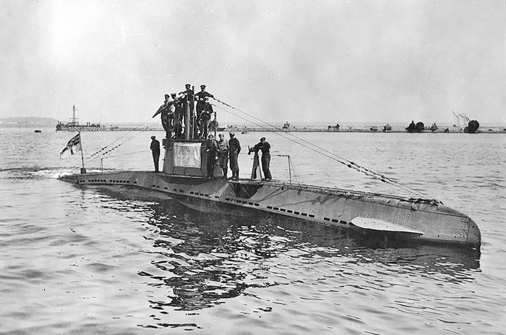 104 años de la Guerra Total Submarina