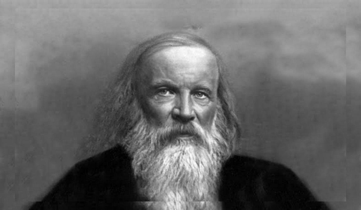 Mendeléyev y los elementos