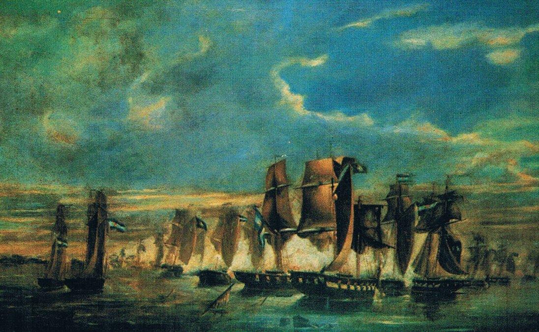 Combate Naval de El Juncal