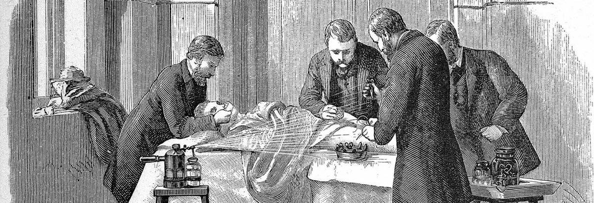 Joseph Lister, el hombre que esterilizó la cirugía