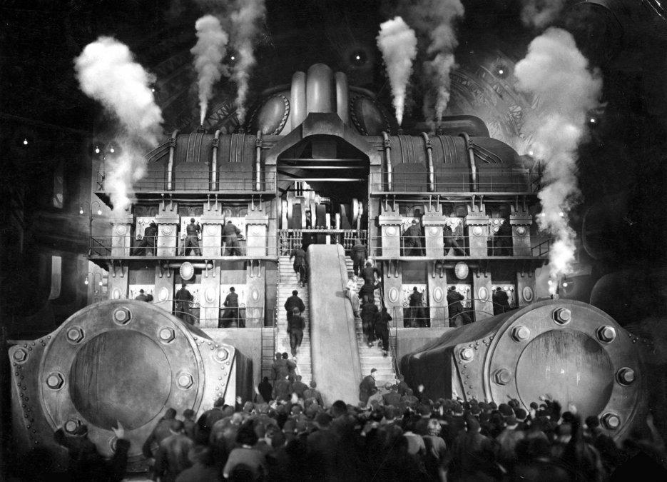 Metrópolis - 1927 - Fritz Lang