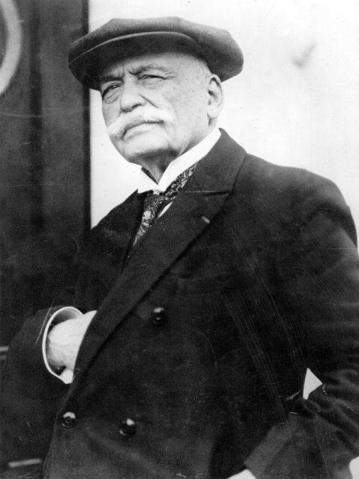 El que fue cocinero del Titanic y trabajó con el hotelero Ritz