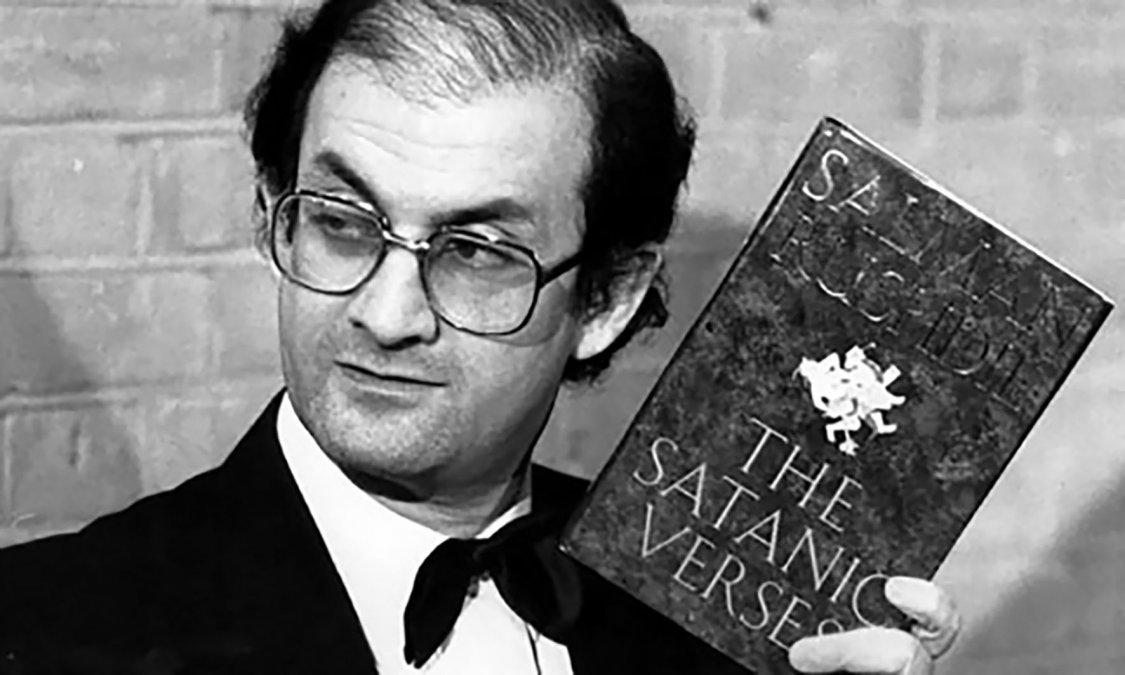 Salman Rushdie, condenado a muerte