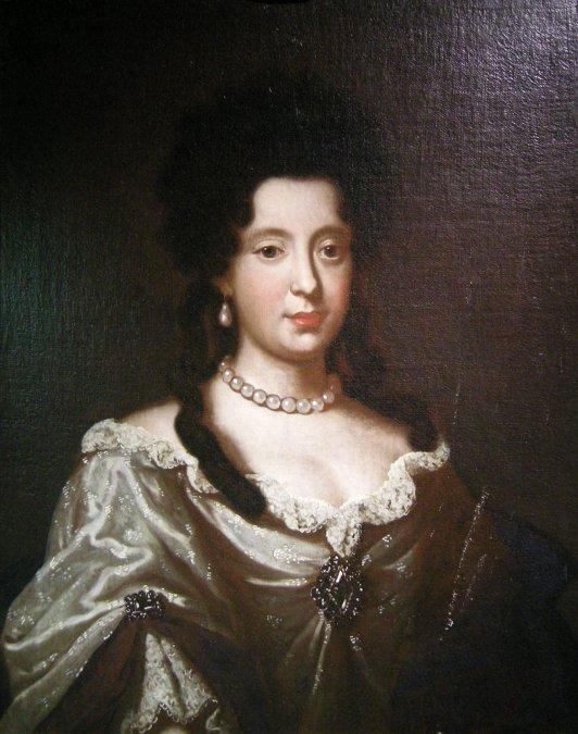 Ana María Luisa de Médici la última representante de los Médici