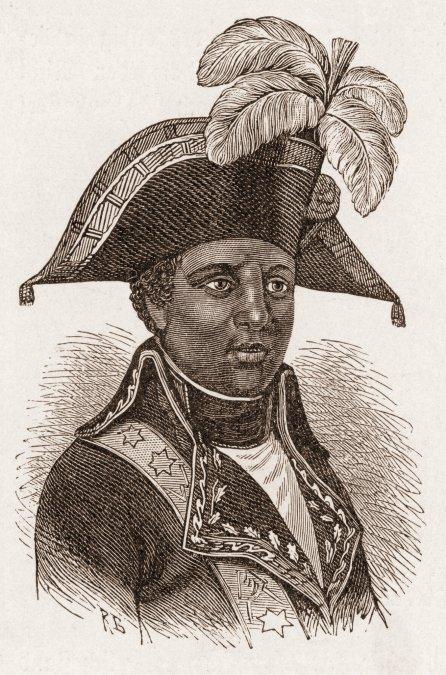 Toussaint LOuverture (Stock Montage/Getty Images)