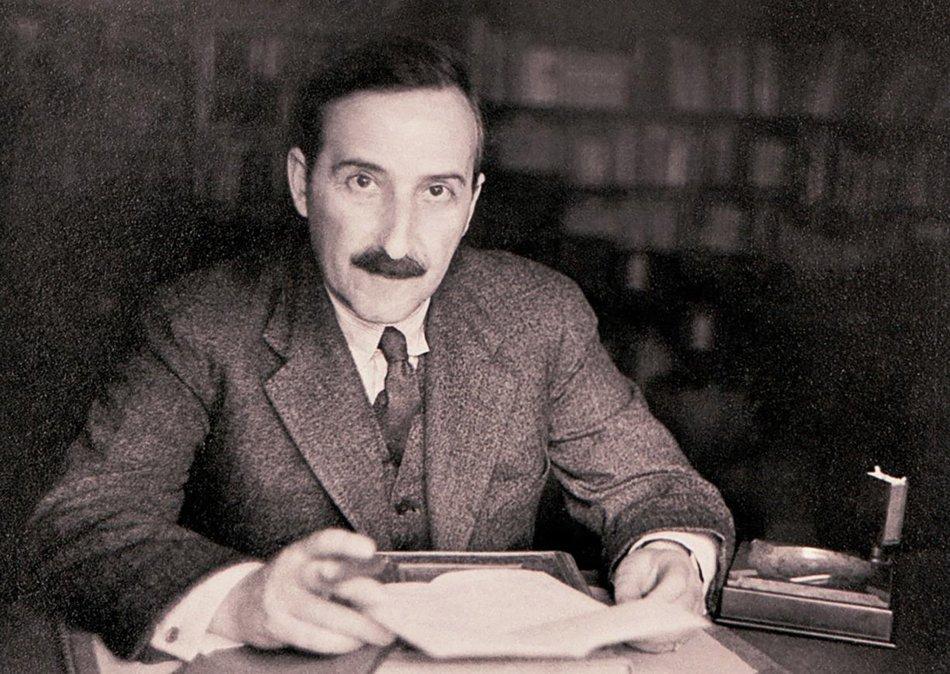 El suicidio de Stefan Zweig