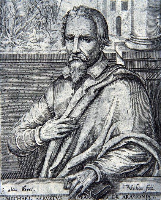 Miguel Serveto: El elogio a la libertad de expresión