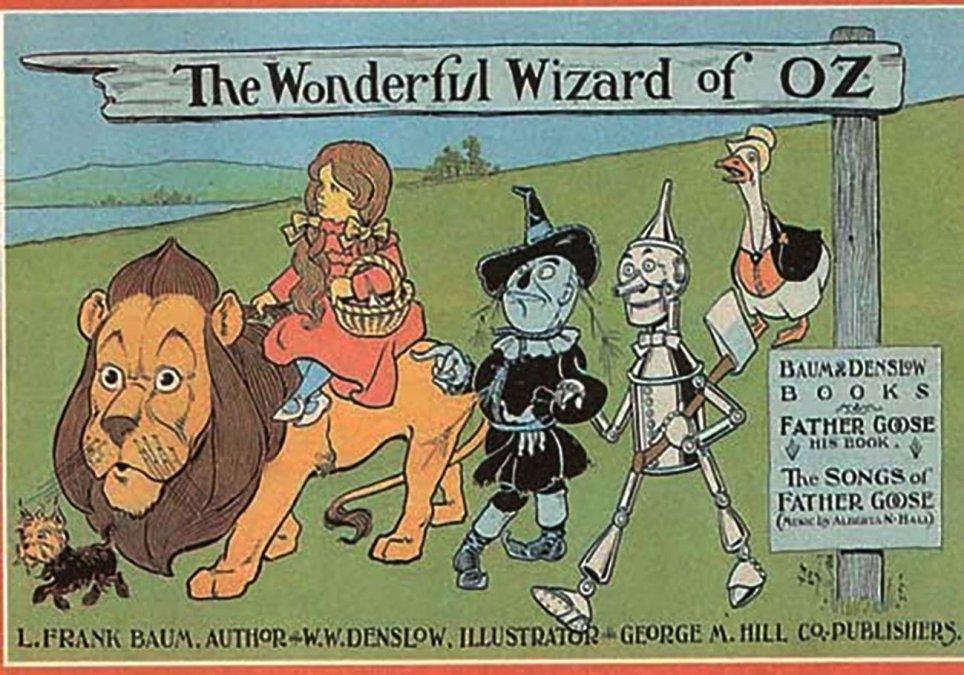 Del éxito al desastre: la vida de L. Frank Baum, el creador de El mago de Oz