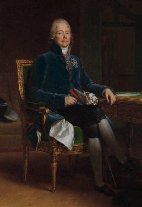 Talleyrand-Périgord: Obispo, diplomático y... ¿traidor?