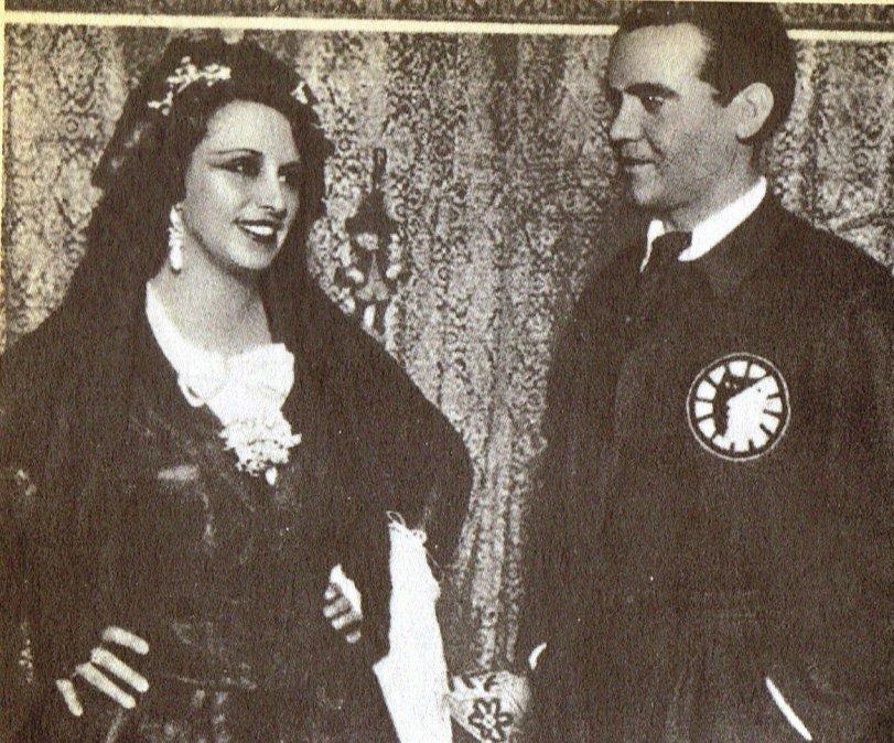 El estreno de Bodas de sangre, de Federico García Lorca