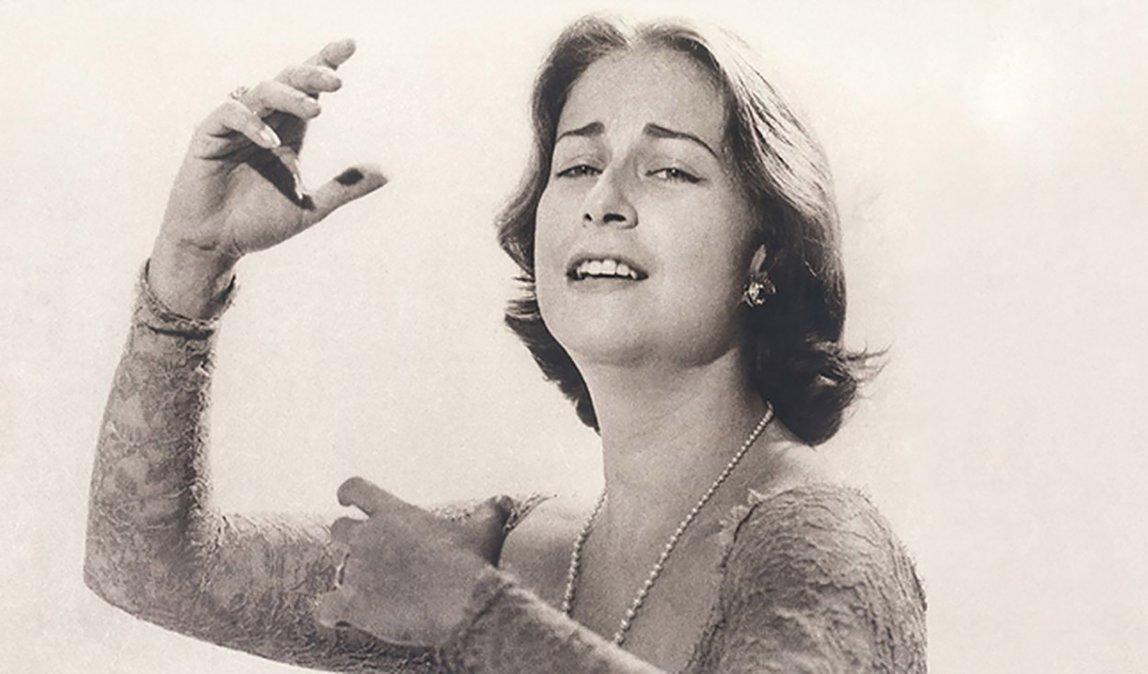 Chabuca Granda, la autora de La flor de la canela