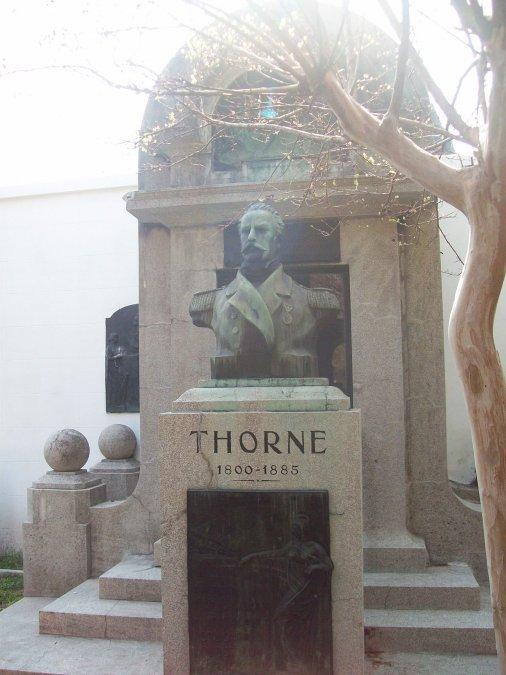 Juan Bautista Thorne