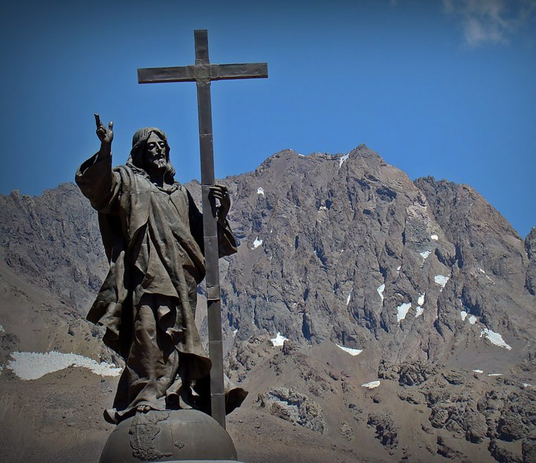 El Redentor: Un Cristo a 3.854 metros de altura