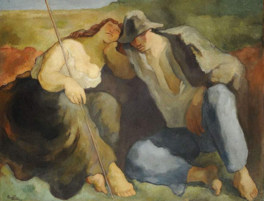 Siesta - 1926