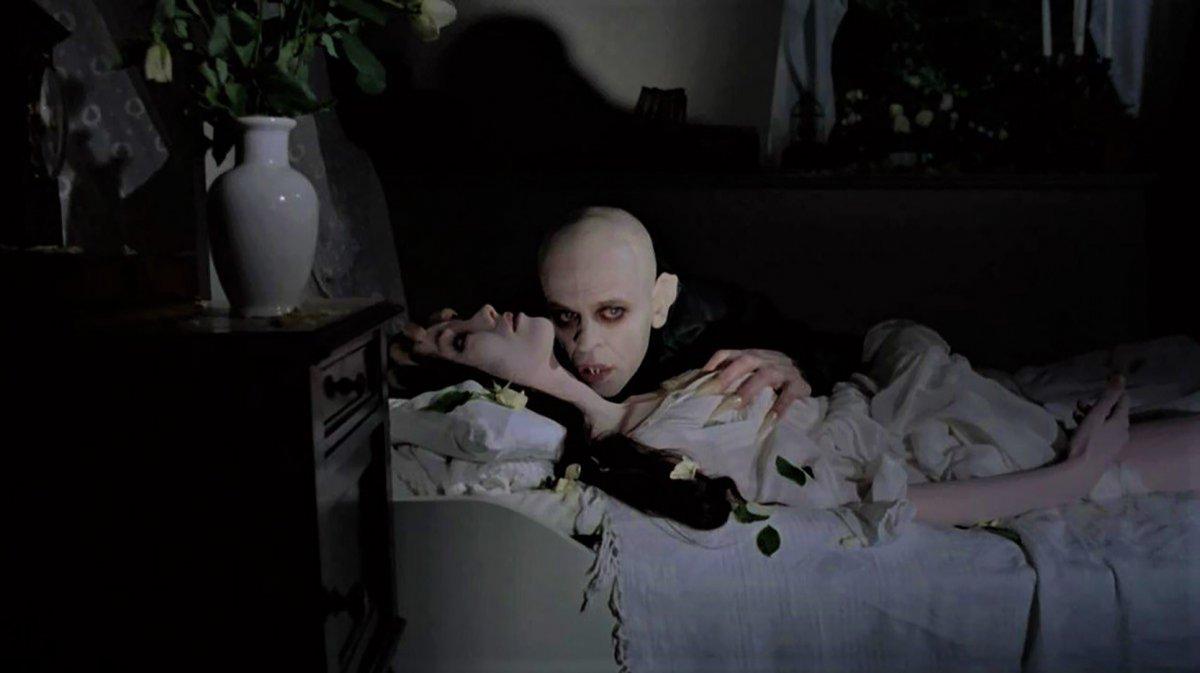 Nosferatu: Phantom der Nacht escrita y dirigida por el director Werner Herzog.