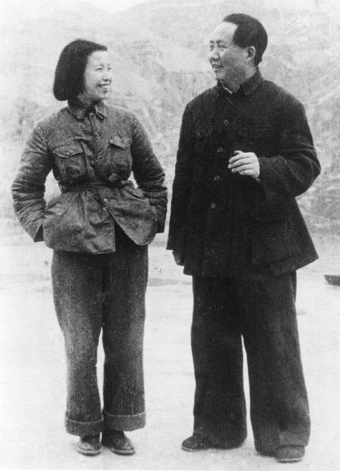 Jiang Qing, la influyente esposa de Mao