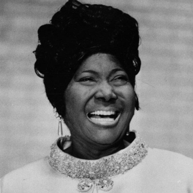 Mahalia Jackson: la personificación del góspel