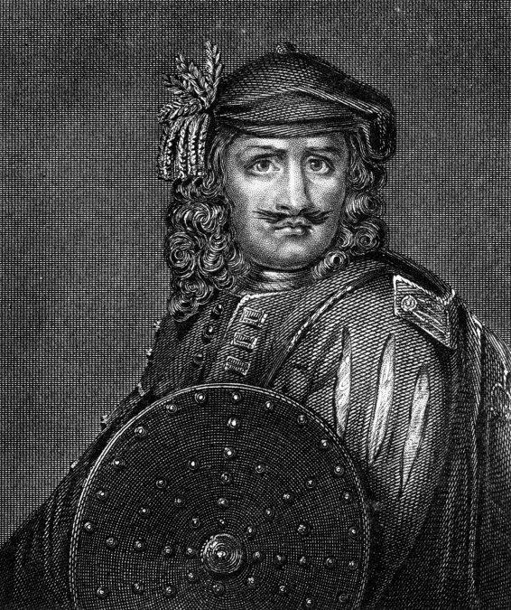 La leyenda de Rob Roy, el Robin Hood escocés