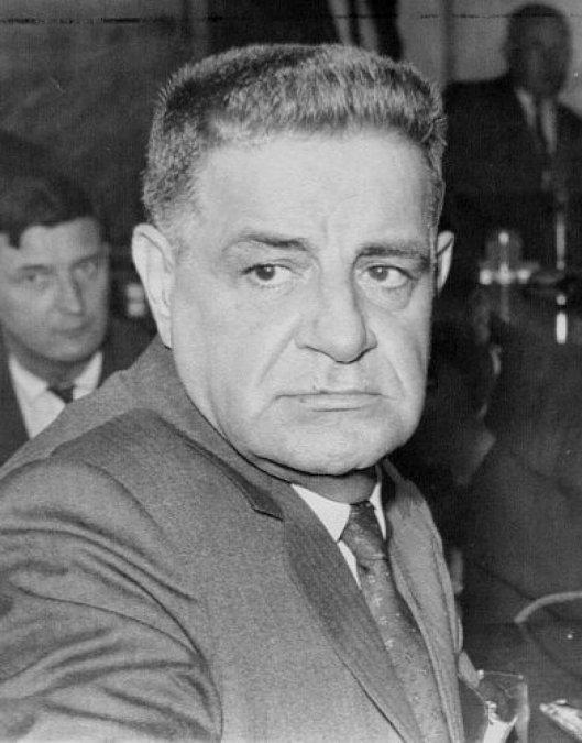 Joe Valachi, el primer mafioso en romper el código de silencio