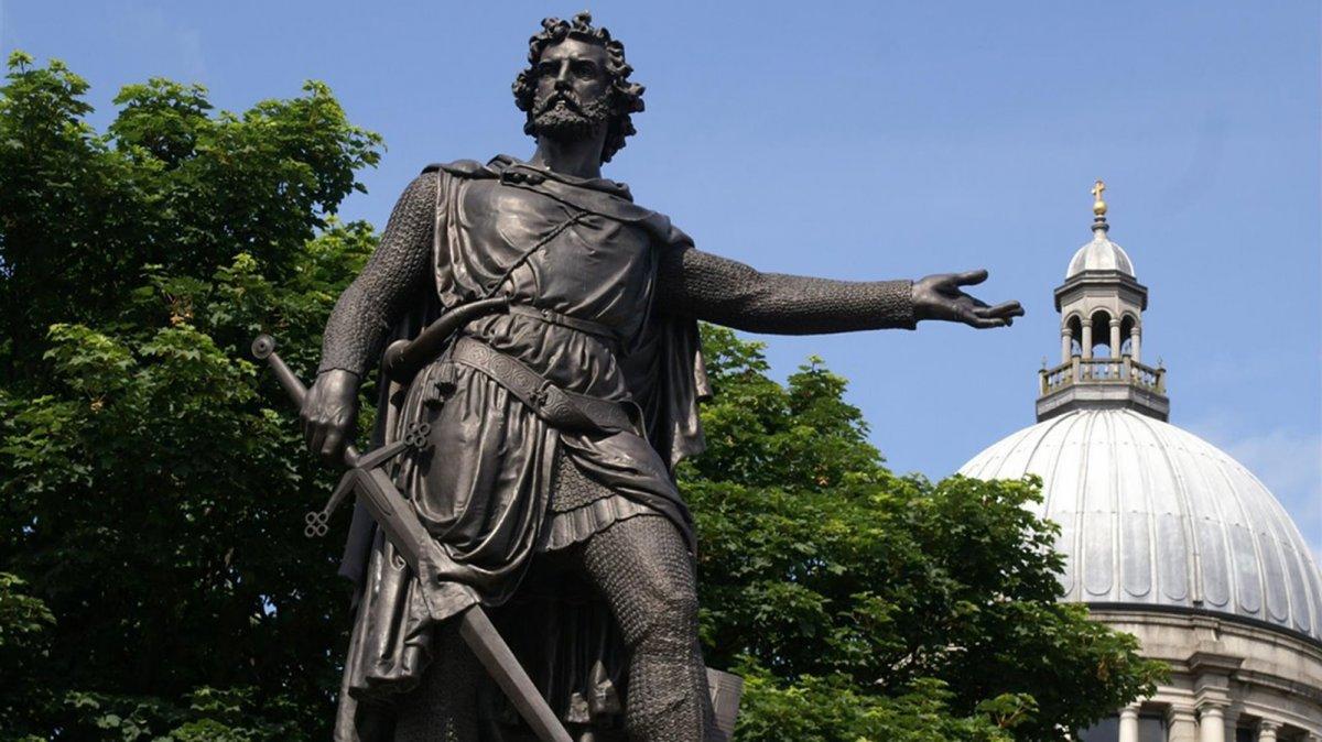 William Wallace, el héroe trágico de Escocia