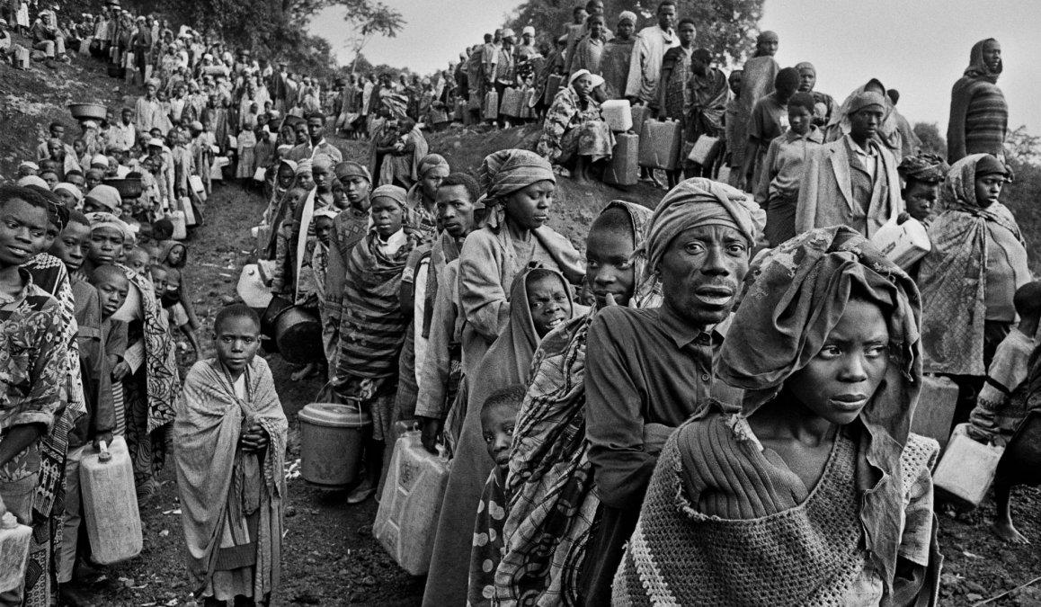 El genocidio de Ruanda
