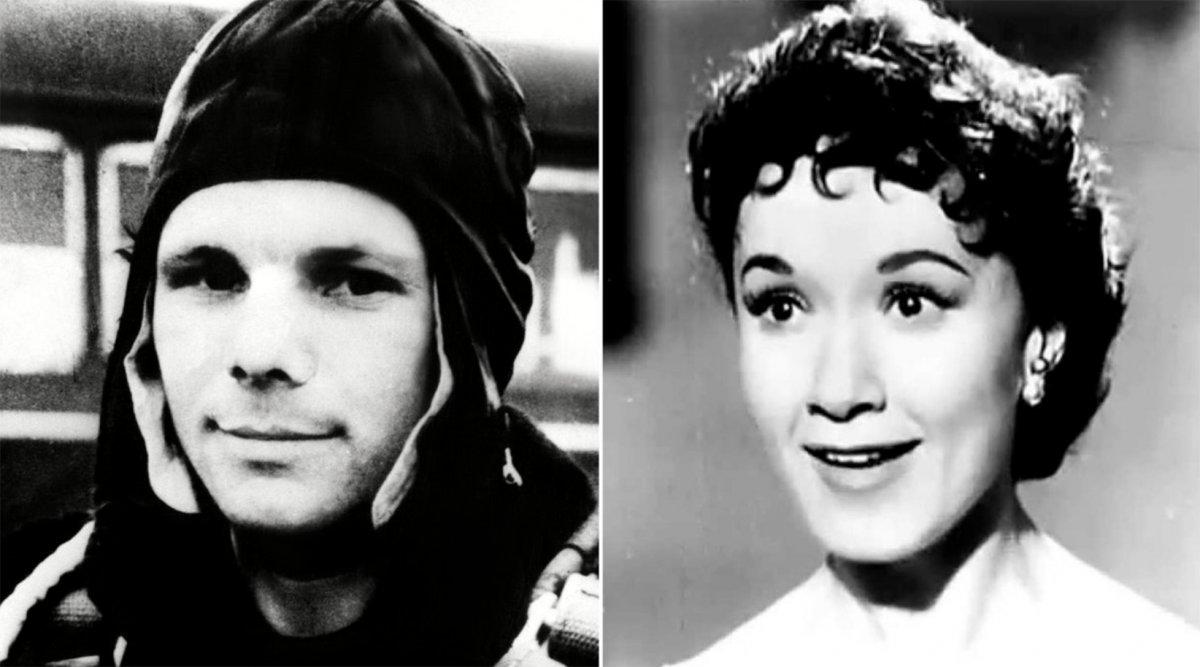 El día que el astronauta Yuri Gagarin conquistó el espacio junto a Lolita Torres: a 60 años del primer viaje fuera de la órbita terrestre