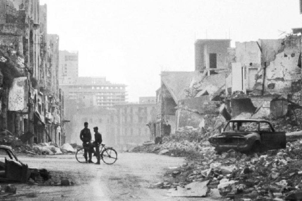Guerra en el Líbano