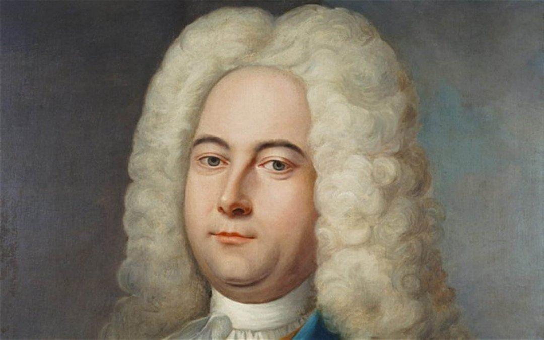 1742: Se estrena El Mesías  de Händel