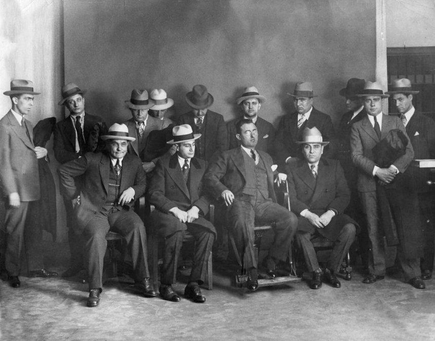La Mafia, esa gran familia