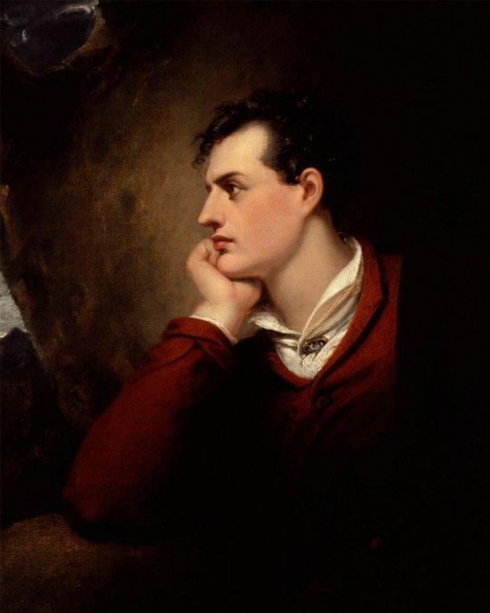 Lord Byron: La muerte del poeta disoluto