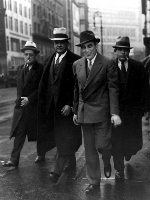 Los códigos de la Mafia