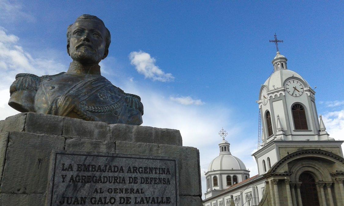 La historia escrita en el campo de batalla: La Batalla de Riobamba