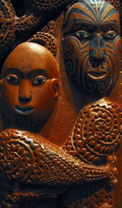 Los Maoríes