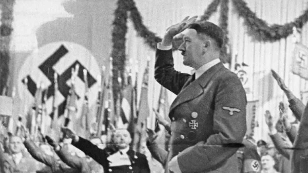 El nazismo y el sentido de la eternidad