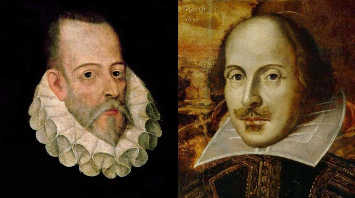 La muerte de Shakespeare, el rey de los poetas