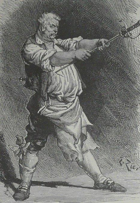 François Vatel, un chef de estrella Michelín en la Corte de Luis XIV, el Rey Sol