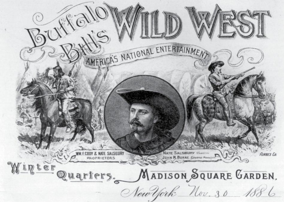 Los gauchos de Buffalo Bill