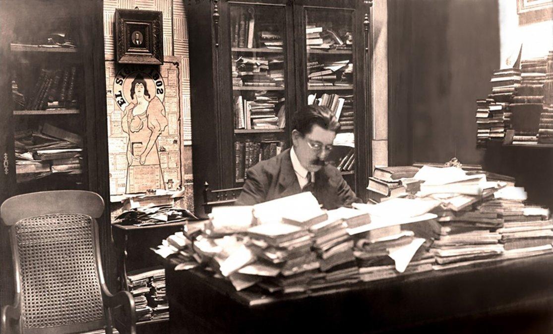 José Enrique Camilo Rodó Piñeyro (15 de julio de 1871 - 1 de mayo de 1917)