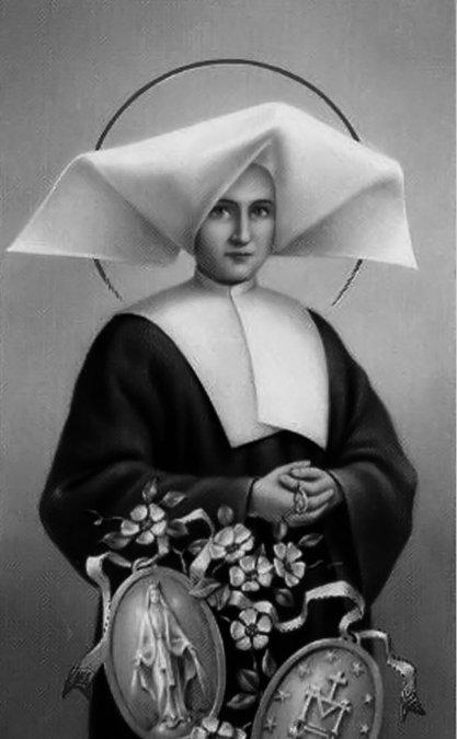 La santa del silencio: Catalina Labouré
