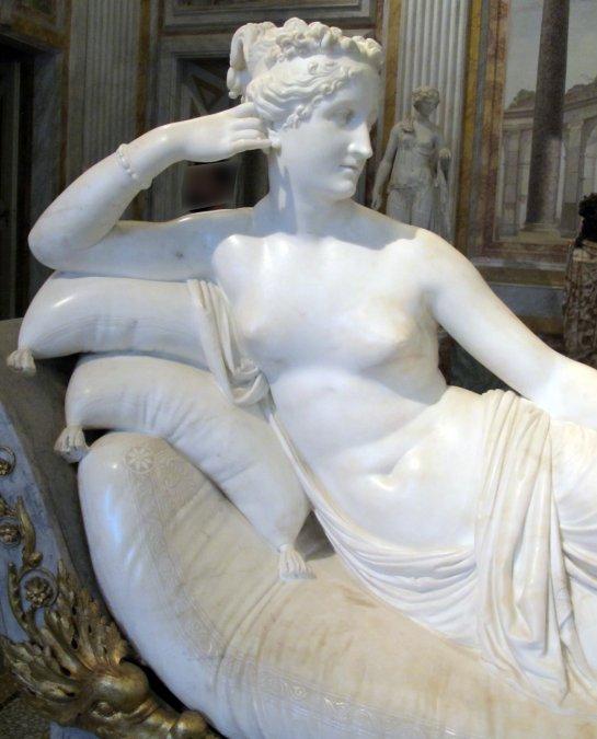 Paulina Bonaparte: La Princesa Desnuda