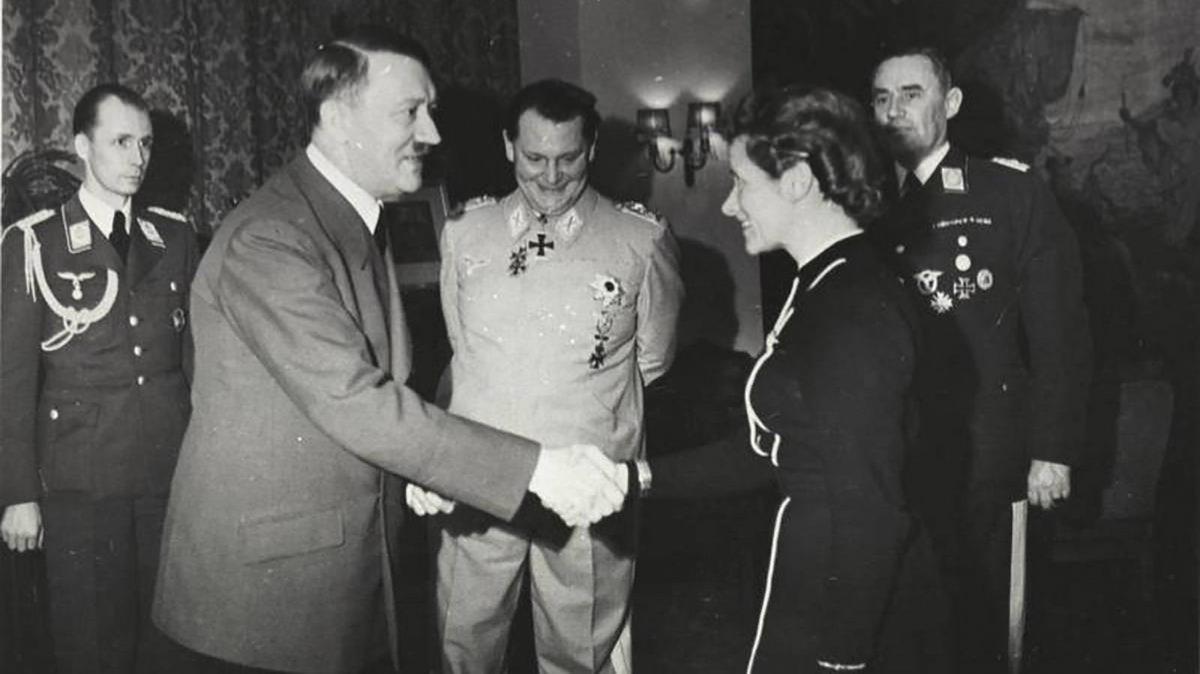 Una mujer valiente al servicio de una causa vil: la historia de Hanna Reitsch, la aviadora favorita de Hitler