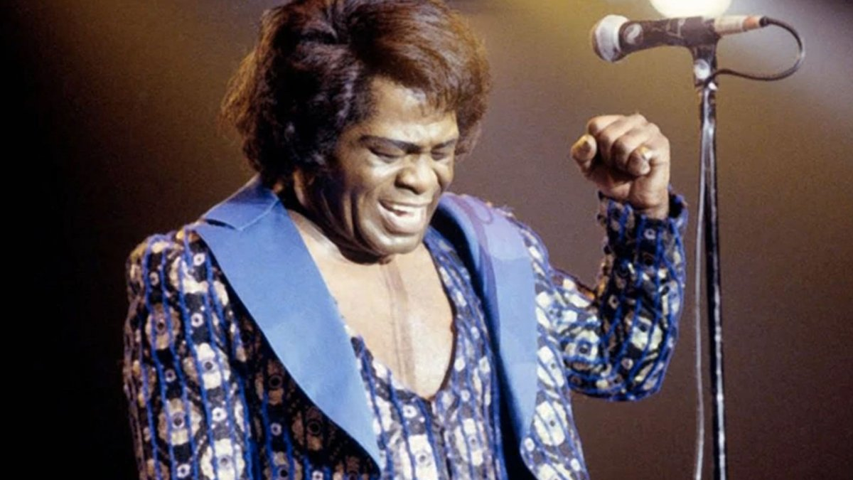 James Brown: El padrino del Soul