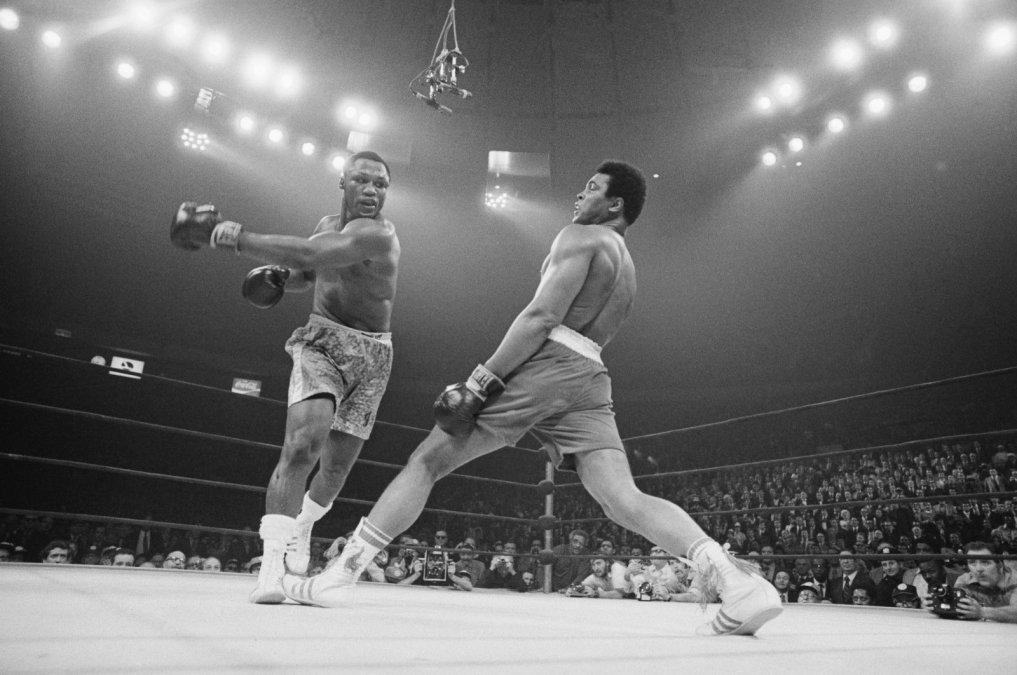 Ali vs Frazier, enemigos esenciales