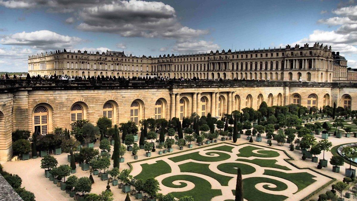 La historia del Palacio de Versalles